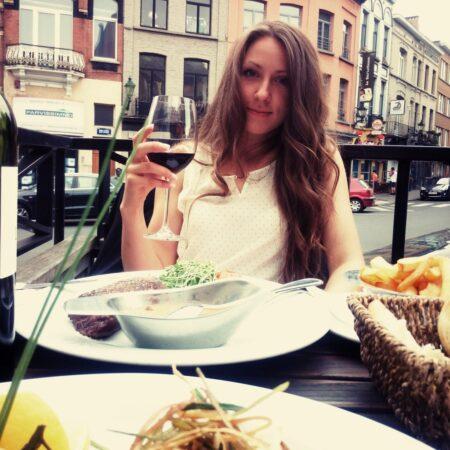 Karolina dispo pour une rencontre sexe a Rennes